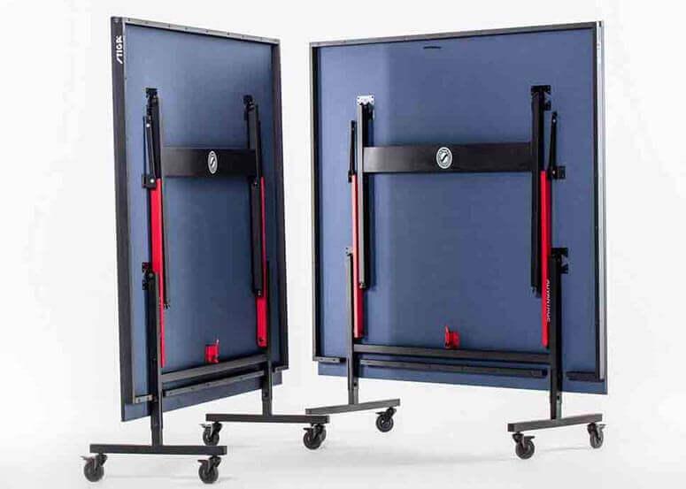 Stiga Advantage table Portability and storage